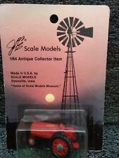 SCALE MODELS 1:64 ANTIQUE COLLECTOR ITEM TRACTOR