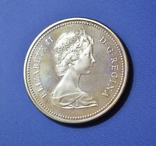 CANADA - DOLLAR 1973, Royal Canadian Mounted Police, UNC Silver Coin    [#8708]