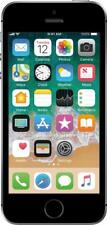AT&T Prepaid - Apple iPhone SE 4G LTE with 32GB Memory Prepaid Cell Phone - S...