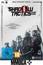 Shadow Tactics Blades of the Shogun - Steam Digital Key - PC Game Code NEU DE/EU