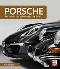 M. Bongers: Porsche - Alle Serien- und Sportwagen seit 1948 (No.1 bis Macan NEU