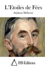 L' Etoiles de Fées by Stéphane Mallarmé (2015, Paperback)