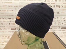 FRED PERRY Beanie Men's Pique Knit Navy Hat MACKIE Edtion Wool Skull Cap BNWT