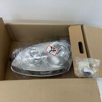 VW Golf 04-09 Mk5 N/S Passenger Headlight Halogen 1K6941005Q 0000376711