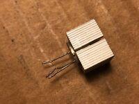 Genuine Vintage Toshiba 2SA484 Driver transistor for Pioneer SX-828 (4 avail)
