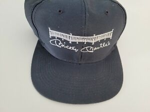 Mickey Mantle's Restaurant Baseball Hat Cap New Without Tags New York Yankees