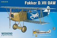 EDK84155-Eduard Kits 1:48 fin de semana-Fokker D. VII evento OAW