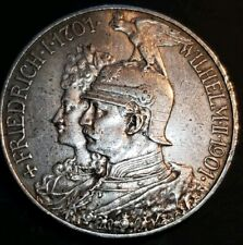 KM# 525 Geman Empire 1901 200th Anniversary Kingdom of Prussia Silver 0.900