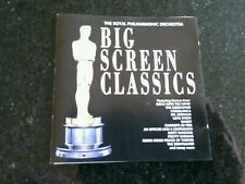 Royal Philharmonic Cd Orchestra Music Soundtracks Big Screen Musicals Hit Album