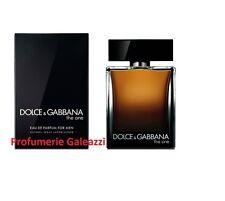 D&G DOLCE E GABBANA THE ONE EAU DE PARFUM FOR MEN NATURAL SPRAY VAPO - 50 ml