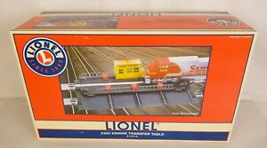 LIONEL #6-14113 POWERED #350 ENGINE TRANSFER TABLE-NEW IN ORIGINAL BOX!