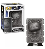 Funko POP! Star Wars: Star Wars- Han Solo in Carbonite With Protector