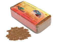 Coconut Bark Fibre Reptile Terrarium Absorbent Substrate Pet Rat Rodent 650g