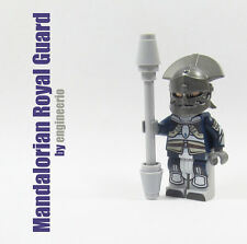 LEGO Custom - Mandalorian Royal Guard - Star Wars Minifigure Clone Wars trooper