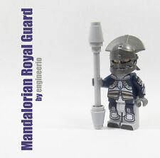 LEGO Custom - Mandalorian Royal Guard - Star Wars Minifigure Clone Wars trooper