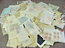 FRANCE & COLONIES, INDIA &, Accumulation of 100s of Stamps in glassines