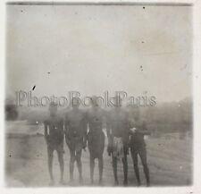 Babengas Afrique Ethnographie Colonialisme Photographie BA13 Vintage ca 1920