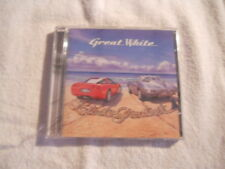"""Great White """"Latest & Greatest"""" 2000 cd Sony Music Records New Sealed"""