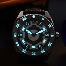 San Martin Men's Titanium Diving Watches Swiss ETA 2836 Automatic Wrist watch