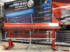 Plieuse de tole manuelle  RED 2200/0.8mm, couteau, rapide livraison!!