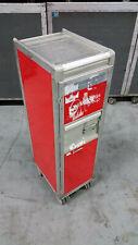 Air Berlin Halfsize Trolley Rot, inkl. Einschübe + Tabletts *Special*