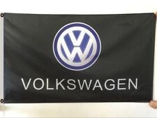 Volkswagen Banner 3x5 Feet flag