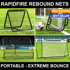 RapidFire Rebound Nets | Soccer Baseball Lacrosse Practice Nets Extreme Bounce