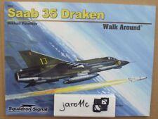 *Saab 35 Draken - Walk Around - Squadron/Signal