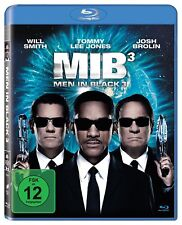 Men in Black 3 [Blu-ray](NEU/OVP) Will Smith, Tommy Lee Jones, Josh Brolin, Emma