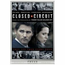 Closed Circuit (DVD, 2014)Eric BANA, Rebecca Hall / Free Shipping