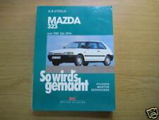 Reparaturanleitung Mazda 323, Baujahre 1985 - 1994