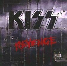 KISS Revenge CD