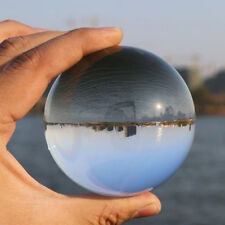 """Stage Prop Clear Contact Juggling crystal ball magic Prop 70mm/2.76"""""""