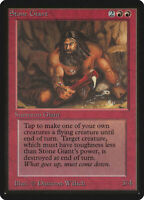 Stone Giant - BETA Edition  - Old School - MTG Magic The Gathering