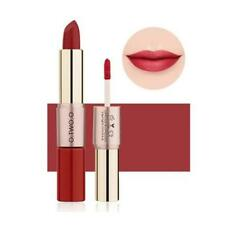 O.TWO.O 2 In 1 double-head lipstick matte lip liner makeup R3G8 Durable I0H9