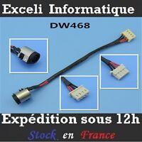 DC entrada de conexión Jack Puerto Conector y Alambre Cable Sony Vaio SVF152C29M