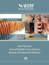 WERF Research Report: State of the Science : Review of Quantitative Tools to...