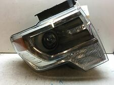 Ford F150 Chrome Xenon HID OEM Headlight 13 14 2013 2014 B94L1