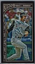 2015 Topps Gypsy Queen Mini High No. SP #338 Luis Gonzalez NM/MT Rare, Look!