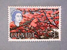 Grenada. QE2 1966 3c Multicoloured. SG233. Wmk Ww12. P14½ x 13½. MH.
