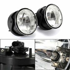2x Fog Lights Bumper Kit Replacement Clear Lens For Ford 07-14 Expedition Ranger