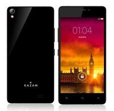 Kazam Tornado 348 Black Schwarz Android Smartphone Ohne Simlock NEU