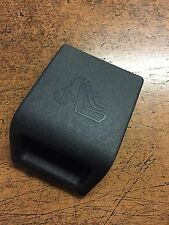 NEW OEM NISSAN ALTIMA 2007-2012 CHILD SEAT BELT ANCHOR COVER - BLACK