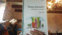 Thèmes d'actualité sanitaires et sociaux 2004-2005 de Pé... | Livre | d'occasion
