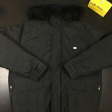 VNDS DC K2753 Men's Size M Goose Fill Hooded Black $uicideBoy$ Snow Jacket MINT!