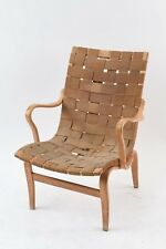 Bruno Mathsson Midcentury EVA Armchair