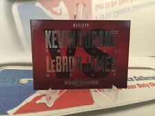 Kevin Durant Not Authenticated NBA Basketball Trading Cards