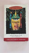 Hallmark Bright Shinning Castle Crayola Crayon 1993 Collector's Series