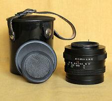 Pentacon 29/2.8 29mm German Meyer wide lens Praktica M42 CLA works MINT