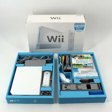 New NINTENDO Wii Gaming System Sports Package Open Box – Incomplete